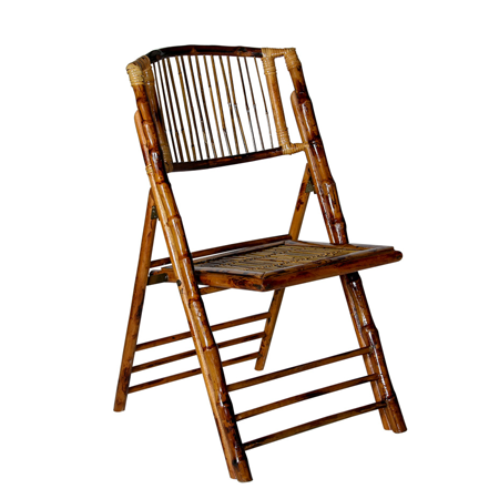 Attrayant Bamboo Folding Chair